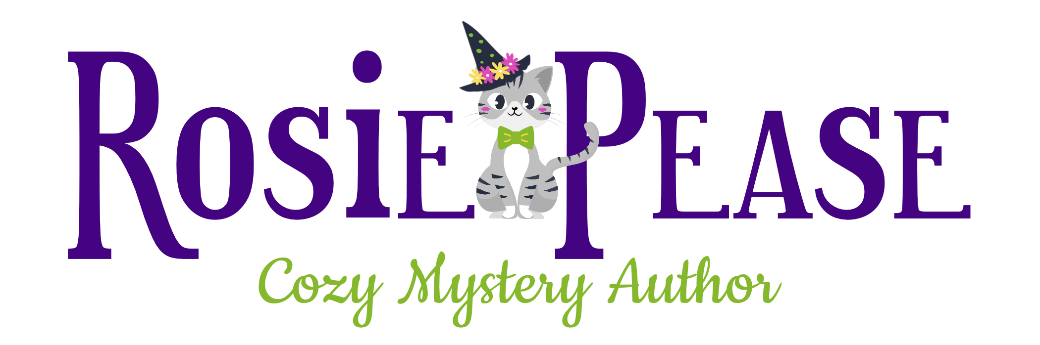 The Website of Cozy Mystery Author Rosie Pease